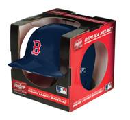 Boston Red Sox MLB Rawlings Replica MLB Baseball Mini Helmet