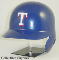 Texas Rangers Blue Rawlings Classic LEC Full Size Baseball Batting Helmet