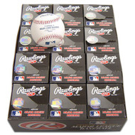 Dozen Rawlings Official MLB Baseballs (Selig)