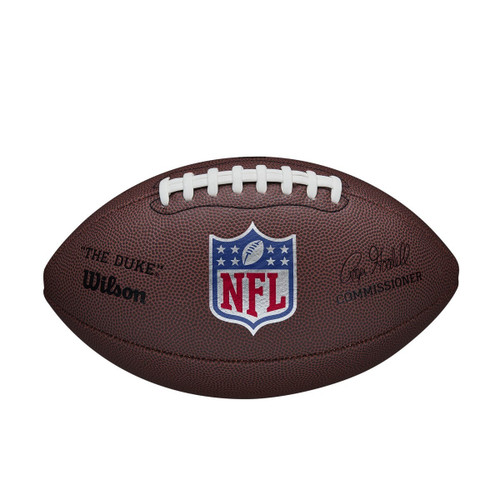 Official Replica NFL Game Football (Composite) by Wilson (F1825