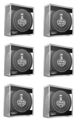 2015 NHL Stanley Cup Finals Playoff Sherwood Official Game Puck Set (ALL 6 OFFICIAL PUCKS)