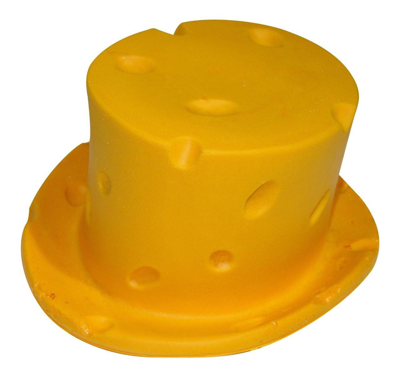 b3b6b871 Green Bay Packers NFL Cheesehead Top Hat