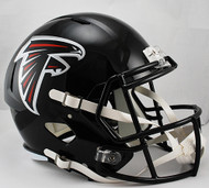 Atlanta Falcons SPEED Riddell Full Size Replica Helmet