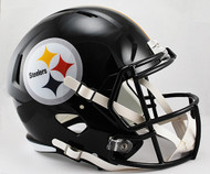 Pittsburgh Steelers SPEED Riddell Full Size Replica Helmet
