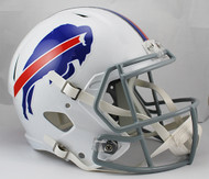 Buffalo Bills SPEED Riddell Full Size Replica Helmet