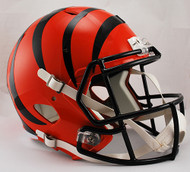Cincinnati Bengals SPEED Riddell Full Size Replica Helmet