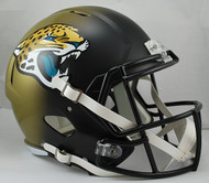 Jacksonville Jaguars SPEED Riddell Full Size Replica Helmet