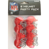 Cleveland Browns Gumball Party Pack Helmets (Pack of 8)