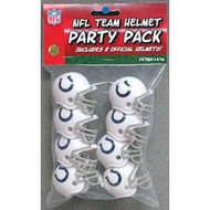 Indianapolis Colts Gumball Party Pack Helmets (Pack of 8)