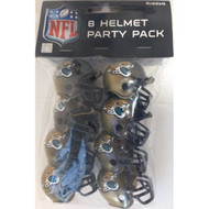 Jacksonville Jaguars Gumball Party Pack Helmets (Pack of 8)