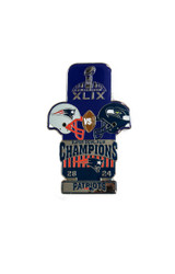 Super Bowl XLIX (49) Commemorative Lapel Pin