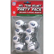 Tennessee Titans Gumball Party Pack Helmets (Pack of 8)