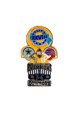Super Bowl XXVIII (28) Commemorative Lapel Pin