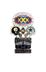 Super Bowl XXX (30) Commemorative Lapel Pin