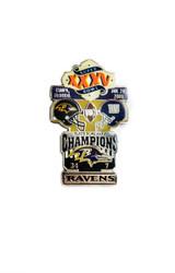 Super Bowl XXXV (35) Commemorative Lapel Pin