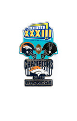 Super Bowl XXXIII (33) Commemorative Lapel Pin