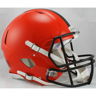 Cleveland Browns NEW Riddell Full Size Authentic SPEED Helmet