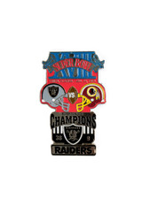 Super Bowl XVIII (18) Commemorative Lapel Pin