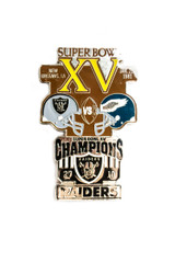 Super Bowl XV (15) Commemorative Lapel Pin