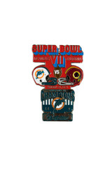 Super Bowl VII (7) Commemorative Lapel Pin