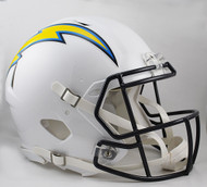 Los Angeles Chargers 2007-2018 Riddell Full Size Authentic SPEED Helmet