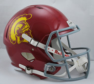 USC Trojans SPEED Riddell Full Size Replica Helmet