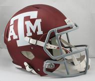 Texas A&M Aggies SPEED Riddell Full Size Replica Helmet