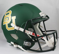 Baylor Bears SPEED Riddell Full Size Replica Helmet