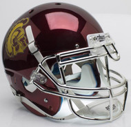 USC Trojans Alternate Chrome Schutt Full Size Authentic Football Helmet