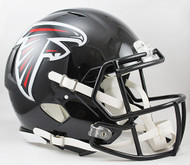 Atlanta Falcons NEW Riddell Full Size Authentic SPEED Helmet