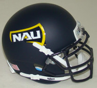 Northern Arizona Lumberjacks Schutt Mini Authentic Football Helmet