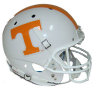Tennessee Volunteers Checker Back Schutt Full Size Replica XP Football Helmet