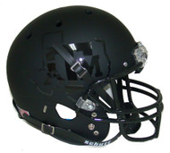 Texas A&M Aggies Alternate BLACKOUT Schutt Full Size Replica XP Football Helmet