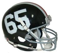 Northern Illinois Huskies Alternate 50th Anniversary #65 Schutt Full Size Replica Helmet