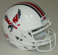 Eastern Washington University Eagles Alternate White Schutt Mini Authentic Helmet