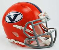 Virginia Cavaliers 1968 Throwback NCAA Riddell Speed Mini Helmet