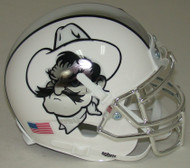 Oklahoma State Cowboys Icy Pistol Pete Schutt Mini Authentic Helmet