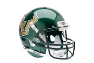 South Florida Bulls Alternate Green Schutt Full Size Replica XP Football Helmet