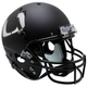 Miami Hurricanes Alternate Black Schutt Full Size Replica XP Football Helmet