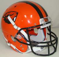 Oregon State Beavers Alternate Orange Beaver Schutt Full Size Replica XP Football Helmet