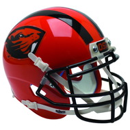 Oregon State Beavers Alternate Orange Beaver Schutt Mini Authentic Football Helmet