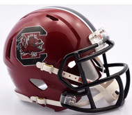 South Carolina Gamecocks 2016 Garnet Revolution SPEED Mini Helmet