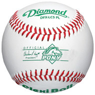 Diamond Pony League Flexi Ball Baseballs (Dozen) DFX-LC5 PL