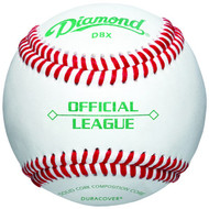 Diamond Official League Duracover Baseballs (Dozen) DBX