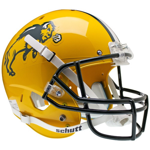 North Dakota State Bison Schutt Full Size Replica XP Football Helmet