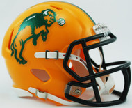 North Dakota State Bison Revolution SPEED Mini Helmet