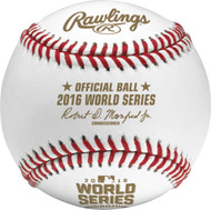 2016 World Series MLB Rawlings Official Baseball