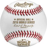 2016 World Series MLB Rawlings Official Baseball