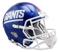 New York Giants 1981-99 Retro Color Rush SPEED Riddell Full Size Replica Helmet