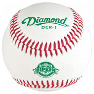 Diamond DCR-1 Cal Ripken League Leather Baseballs Dozen